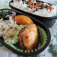 鮭味噌マヨ焼き
